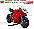 stickers kit for ducati 1299 panigale look 1299R made in Italy top quality