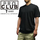 ProClub Heavy Weight Short Sleeve T-Shirts Size S-5XL Pro Club -Wholesale Prices