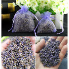 1 5 10 Real Lavender Organic Dried Flower Sachets Bud Bloom Bag Scent Fragrance