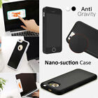 Anti Gravity Nano Suction Tech Magic Selfie Phone Case Cover For iPhone Samsung