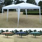 EZ POP UP Gazebo Wedding Party Tent Folding Canopy Carry Bag Cross-Bar 10'X20'
