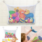 Tub Toy Hanging Mesh Storage Bag Organizer Suction Bathroom For Kids Baby US