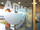 5m- Frosted Glass Etch Privacy Window Film- 610mm & 305mm- different colours