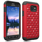 For Sumsung Galaxy S7 Active G891 Case Luxury Hybrid Crystal Rugged Armor Cover