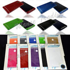 Textured Carbon Skin Film For HTC One M7 Wrap Sticker Decal Case Cover Protect
