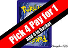 Pokemon - Common and Uncommon Cards x1 (Set B)(Various)