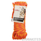 11.5mm 30kN Double Braid Polyester Rope Rigging Line For Tree Climbing Hauling