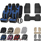 UAA Premium Flex TRUCK Rubber Mats & Dual-Stitch Racing Polyester Seat Covers