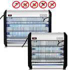 Industrial Electric Fly Insect Bug Pest Mosquito Killer Zapper Trap UV 12/20/40W