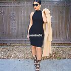New Sexy Women Cocktail Evening Formal Party Ladies Pencil Bodycon Dress EA9
