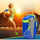 Sport Running Wrist Pouch Mobile Cell Phone Arm Bag Pocket Wallet Outdoor