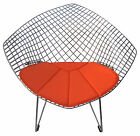 Cushion for Bertoia Diamond Chair - Many Colors Available! - Eames Era Knoll