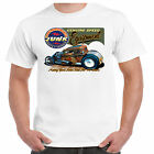 Men's Hot rod 58 Clothing T Shirt V8 Junk Vintage Retro Classic Rockabilly 30