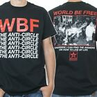 WORLD BE FREE Shirt S,M,L,XL Gorilla Biscuits/Terror/Strife/Youth Of Today/Civ