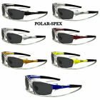 New Distinct Polar Spex Men's Womens Sunglasses  Anti-Glare Shatterproof XL592PZ