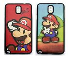 Super Mario Lizard Pattern Soft Rubber Case For Samsung Galaxy Note 3 N9000