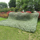 Shooting Camping Hunting Woodlands Blinds Army Camouflage Camo Net Netting Cover