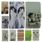 FOR Alcatel PU Leather Wallet Phone Case Cover