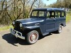 Willys: 1950 Willys Wagon - NO RESERVE