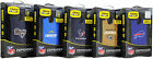 New Authentic Otterbox Defender Series Case w/ Clip for Samsung Galaxy S4 NFL $7.95 USD