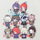 JP Tales of series Tales of friends VOL.3 Rubber Phone Strap Charm Keychain Gift
