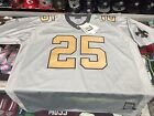 Reggie Bush New Orleans Saints Official Reebok Storm Premier Gray NFL Jersey