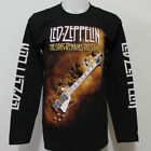 Led Zeppelin The Song Remains The Same Long Sleeve T Shirt Size S M L XL 2XL 3XL