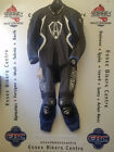 Arlen Ness 8307 Black Blue One Piece Motorcycle Race Leathers Eu 54 UK 44