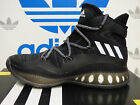 NEW ADIDAS Crazy Explosive Men's Basketball Shoes - Black/White; B42421