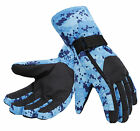 Men's Winter Camouflage Ski & Snowboarding 3M Thinsulate Water Resistant Gloves