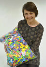 1 Kilo Bag of Bulk Foam Shapes - Choose from Animal, Flowers or Hands and Feet