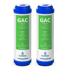 Granular Activated Carbon Water Filter Replacement – 10 inch – 5 Micron GAC  photo