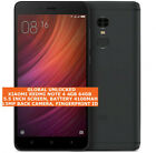 "XIAOMI REDMI NOTE 4 3/4gb Ram 64gb 5.5"" Fhd Screen Android 6.0 4g Lte Smartphone"
