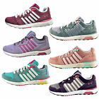 K Swiss SI-18 Trainer Womens Csual Retro Running Gym Fitness Trainers