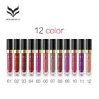HuaMianLi -12 Colors Liquid Lip Gloss Set Matte Lipstick Waterproof  Balm Sexy