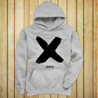 X Canceled Fashion Bold Retro Asap Hipster army Womens Gray Hoodie