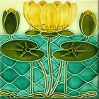 Внешний вид - Art Nouveau Reproduction Decorative Ceramic tile 176