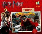 1000 PIECE JIGSAW PUZZLE HARRY POTTER QUIDDITCH + POSTER 100% COMPLETE EXC COND