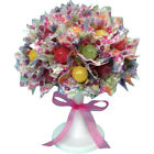 Floral Pattern Sweet/Candy Tree DIY Kit Unique Design - With Or Without Lollies!