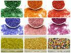 5000 Glass Tube Bugle Seed Beads 2X3mm + Storage Box Pick Your Colour