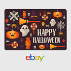 eBay Digital Gift Card - Halloween Themes - Email Delivery