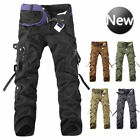 Kyпить Camping Hiking Army Cargo Combat Military Mens Trousers Camouflage Pants Casual  на еВаy.соm