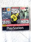 33084 Demo Disc 55 Official UK Playstation Magazine - Sony Playstation 1 Game (2