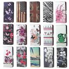 Luxury Flip Cover Stand Wallet Leather cover Case For asus Zenfone / Acer Liquid