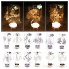 Tealight Spinner - Moving Shadows Night Light Candle Holder - 33 THEMES