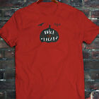 Halloween Scary Pumpkin Boo Trick Or Treat Blood  Mens Red T-Shirt