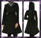 The Nightmare Before Christmas Trench Coat For Juniors ~Disney~ Free Ship