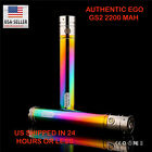 New Authentic eGo gs II twist vv 2200 mAh  3.3V-4.8V Spinner(free usb charger)