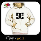 FELPA DC SHOES con cappuccio