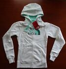 North Face Women's Half Dome Full Zip Hoodie NWT New Fall 2016 Line